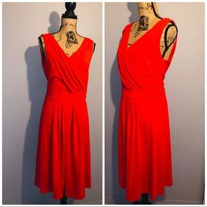 Lands End Dress size L